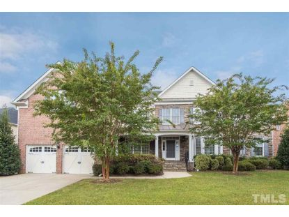 10643 Tarton Fields Circle Raleigh, NC MLS# 2346522