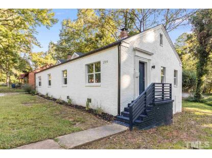 204 + 206 Colleton Road Raleigh, NC MLS# 2346585