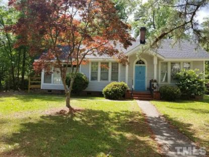 109 S Audubon Avenue Goldsboro, NC MLS# 2346710