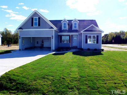 18 Grazing Meadows Drive Angier, NC MLS# 2347794