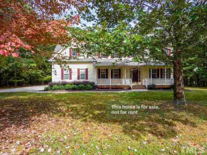 175 Woodcroft Drive Youngsville, NC MLS# 2348012