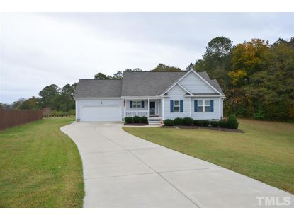 103 Hunters Point Court Angier, NC MLS# 2348724
