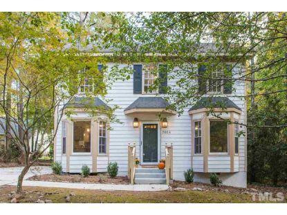 7004 Norwich Drive Raleigh, NC MLS# 2348841