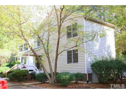 109 Sully Court Chapel Hill, NC MLS# 2349028