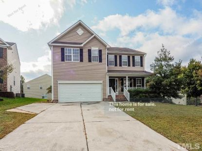 8713 Gooch Court Wake Forest, NC MLS# 2349104