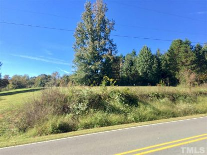 15.93 ACRES Country Club Road Roxboro, NC MLS# 2349320