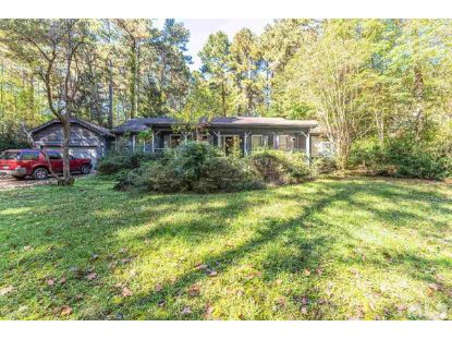 12625 Scenic Way Raleigh, NC MLS# 2349659