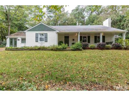 1640 Pineview Drive Raleigh, NC MLS# 2350443