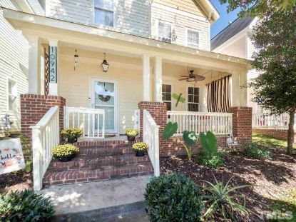 10942 Peppermill Drive Raleigh, NC MLS# 2350807