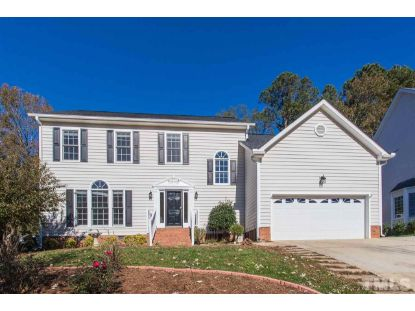 6612 Vosburgh Drive Raleigh, NC MLS# 2350988