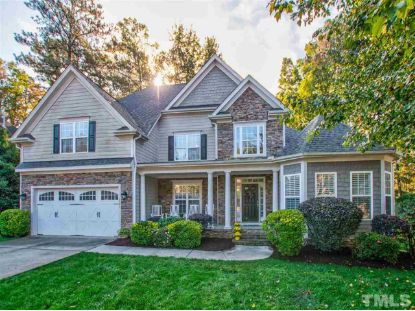 4307 Oakthorne Way Raleigh, NC MLS# 2351046