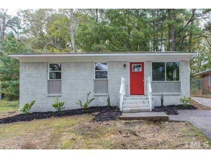 2307 N Oak Ridge Boulevard Durham, NC MLS# 2351201
