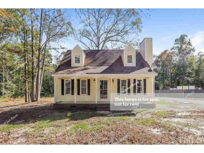 115 S Bend Drive Knightdale, NC MLS# 2351636