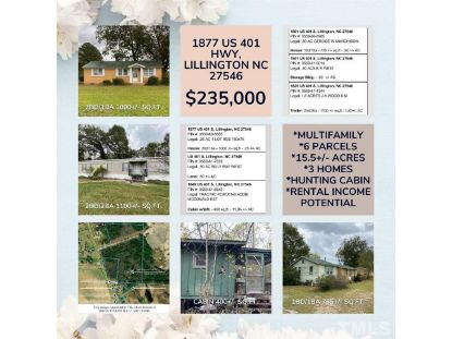 1877 US 401 Highway Lillington, NC MLS# 2352416