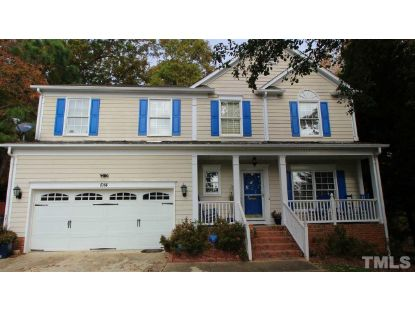 1014 Riverway Lane Knightdale, NC MLS# 2352428