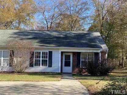 61 N Sussex Drive Smithfield, NC MLS# 2352903