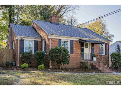 1819 Forest Drive Durham, NC MLS# 2354592