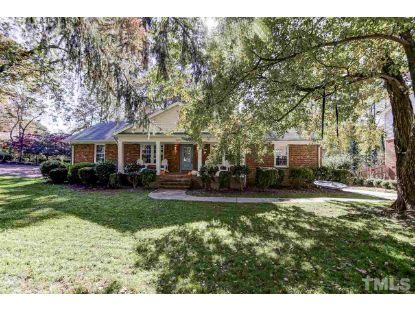 3905 Brewster Drive Raleigh, NC MLS# 2354824