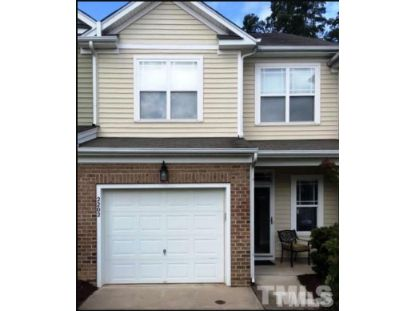 2202 Stoney Spring Drive Raleigh, NC MLS# 2355103