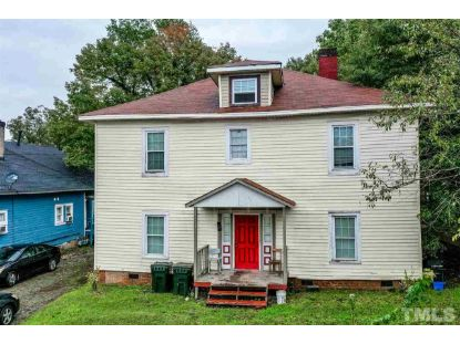 101 S Maple Street Durham, NC MLS# 2355137