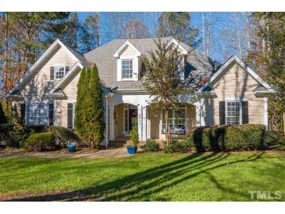 4821 Trotter Drive Raleigh, NC MLS# 2355240