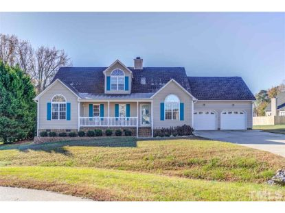 1308 Rocky Gap Circle Raleigh, NC MLS# 2355301