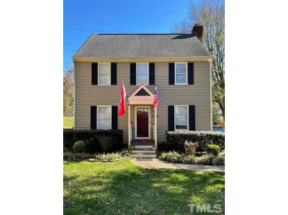 4429 Whisperwood Drive Raleigh, NC MLS# 2355318