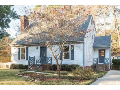 5201 Badham Place Raleigh, NC MLS# 2355328