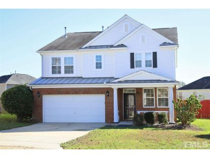 6121 Mansura Drive Raleigh, NC MLS# 2355384