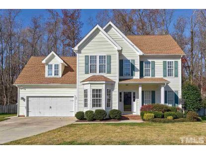 1706 Patterson Grove Road Apex, NC MLS# 2355388