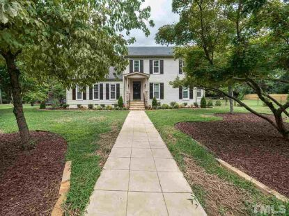 801 Willow Run South Drive Raleigh, NC MLS# 2355409