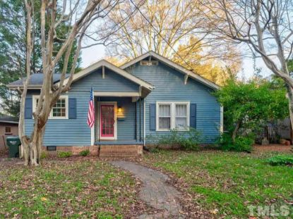 1112 Alabama Avenue Durham, NC MLS# 2355439