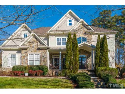 10909 Grand Journey Avenue Raleigh, NC MLS# 2355619