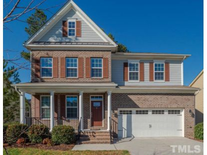 1201 Litchborough Way Wake Forest, NC MLS# 2355638