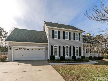 3409 Kensett Way Raleigh, NC MLS# 2355645
