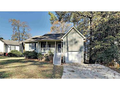 4104 Old Coach Road Raleigh, NC MLS# 2355796