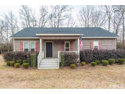 70 Young Road Angier, NC MLS# 2358718