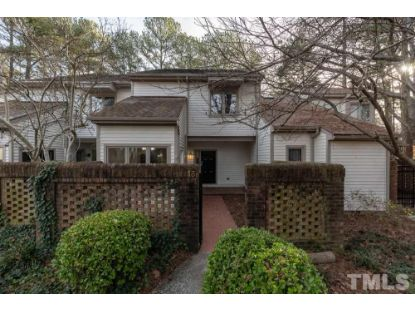 13 Bloomsbury Court Chapel Hill, NC MLS# 2359104