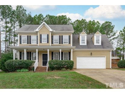 213 Saranac Ridge Drive Holly Springs, NC MLS# 2360442