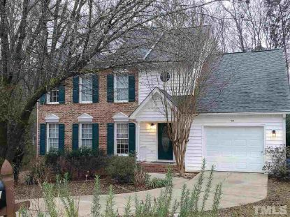 109 Willow Point Court Durham, NC MLS# 2361525