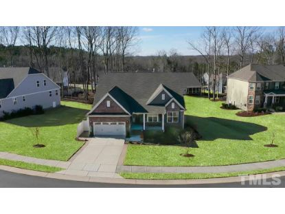 1109 Crescent Moon Court Durham, NC MLS# 2362648