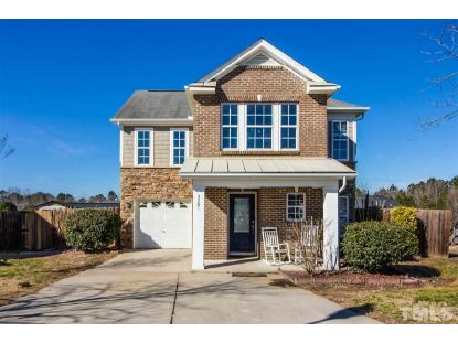 5201 Tant Circle Knightdale, NC MLS# 2362939
