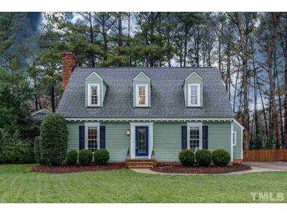 8001 New London Lane Raleigh, NC MLS# 2362953