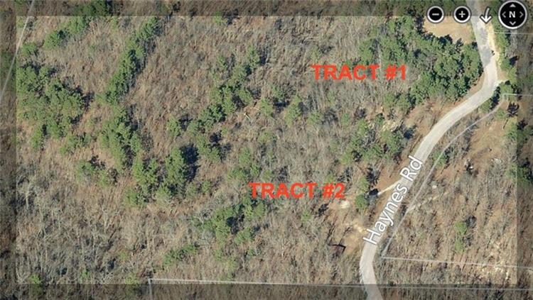 15080 (Tract #2) Haynes  RD, Rogers, AR 72756