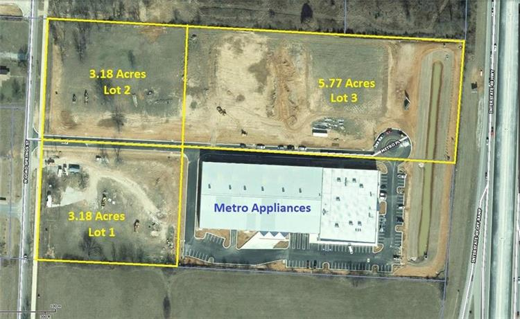 "816 Metro  PL Unit #""Lot 2"", Lowell, AR 72745"
