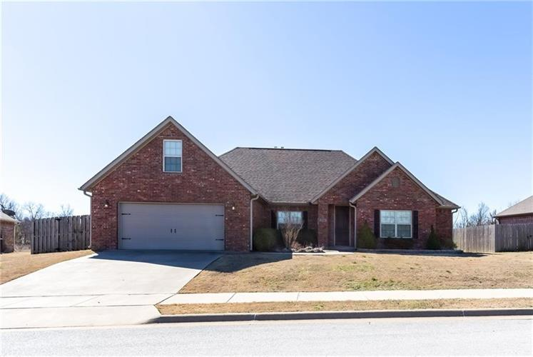 12006 David  CT, Siloam Springs, AR 72761