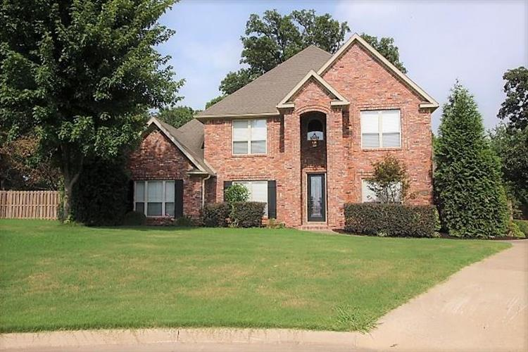 13162 Morning Springs  CT, Springdale, AR 72762