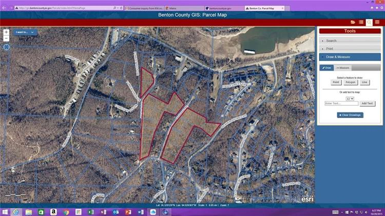 Island View S/D Lots Mainsail, Anchor  PL, Rogers, AR 72756