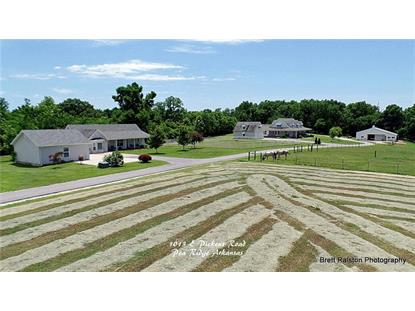 1013  E Pickens  RD Pea Ridge, AR MLS# 1018632