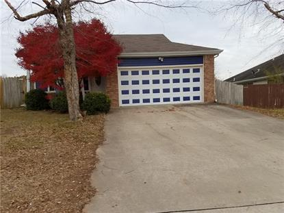 2461 Brookside Springdale, AR MLS# 1032922